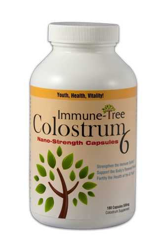 Immune Tree Colostrum Dr Anthony Kleinsmith